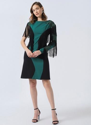 Karahasans Elbise Yeşil